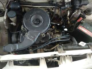 Kancil 660 2nd parts to clear