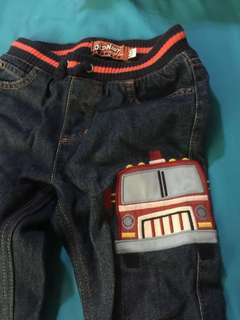 Jeans pants denim kids