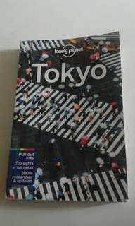 Lonely Planet Tokyo (11th edition - Aug 2017)