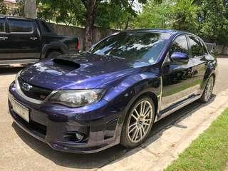 2012 Subaru Impreza STI Sedan