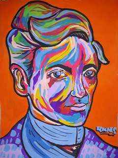 RIZAL-Pop Art