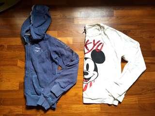 Sweater Weather Sale: FOX hoodie, Uniqlo Tokyo Disney Pullover