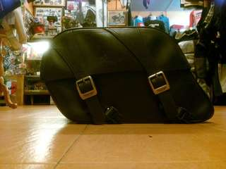 Triumph bag side