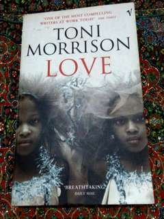 Love by Tony Morrison
