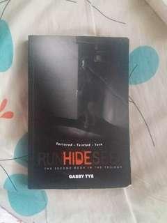 RunHideSeek Hide By Gabby Tye + Signature