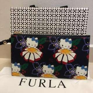 Furla Envelope Hello Kitty Collection