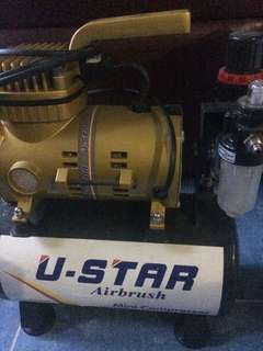 模型噴泵 u- star