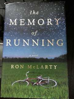 Buku impor The Memory Of Running by Ron McLarty [Hardcover]