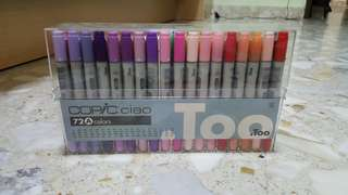 Copic Ciao Markers set A authentic