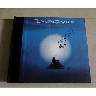 David Gilmour CD On An Island Pink Floyd
