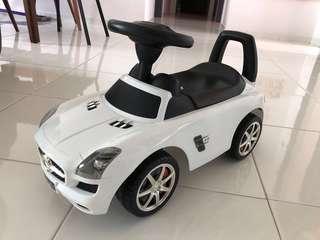 Baby Push Car Mercedes Benz
