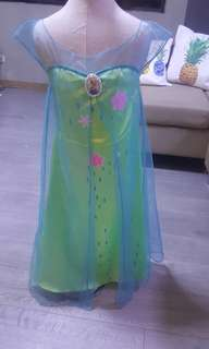 Elsa costume bday edition