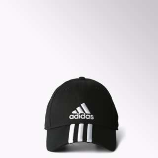 (🌿) Authentic Adidas Three Stripes Baseball Cap!