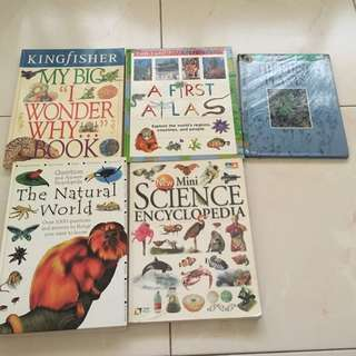 Books Science / General knowledge