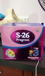 S26 Milk Powder 1.8kg Step 3