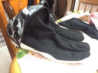 日本忍者鞋
