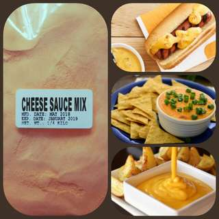 Cheese Sauce Mix