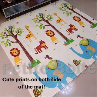 Brand new waterproof foldable Baby Play Mat