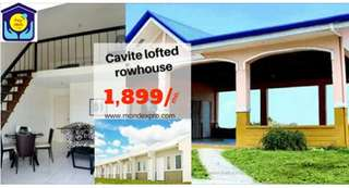 Cavite Lofted RowHouse