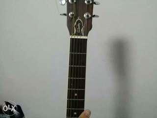 K-Country D-200 Vintage Japanese Guitar.