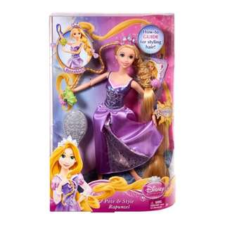 Rapunzel (Pose & Style)