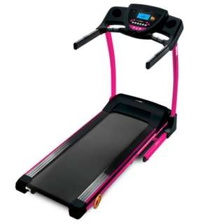 Hot Pink Treadmill
