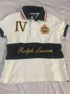 Ralph Lauren Polo Shirt kids 4 yrs old