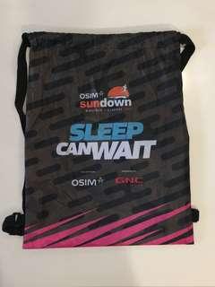 OSIM Sundown 2018 Drawstring Bag (Brand New)
