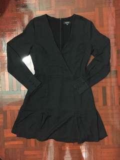 Zalora little black dress