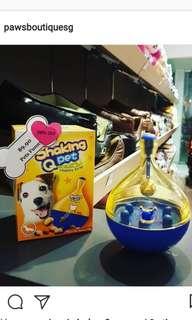 Pet dog snack toy