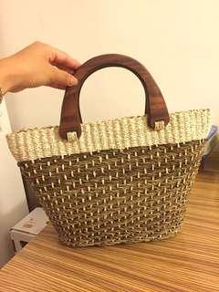 Native  handmade bag