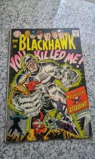 Silver Age DC Comics Blackhawk issue 237