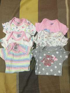 Newborn Onesies (Take All)