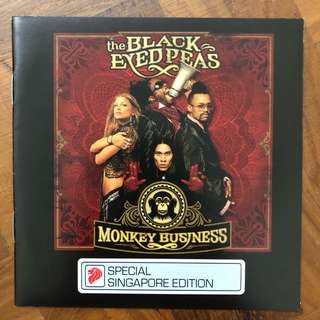 Black Eyed Peas CD