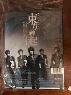 東方神起 All about TVXQ season1 DVD (全新韓版)