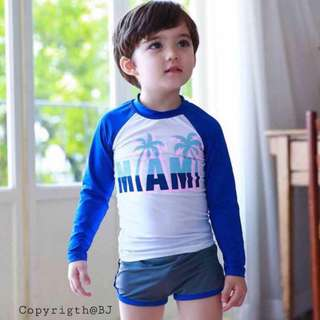 Terno Rashguard for Kids 02 - COD