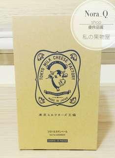 🚚 Tokyo Milk Cheese Factory 東京海鹽牛奶起司餅乾