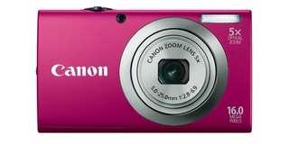 Canon A2300 HD