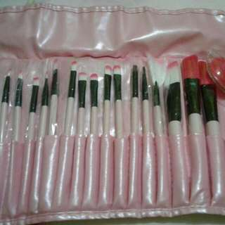 Set Kuas Brush Isi 21 Buah