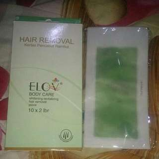 Hair Removal Waxing Strip Elov