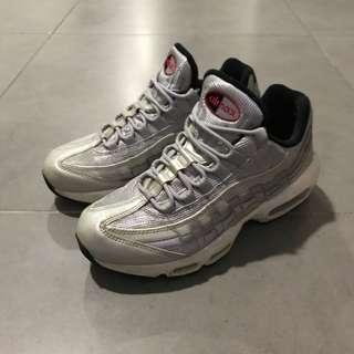 Nike Air Max 95 Silver