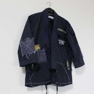 Elhaus Vagabond Jacket MIL Thunder Bird Navy