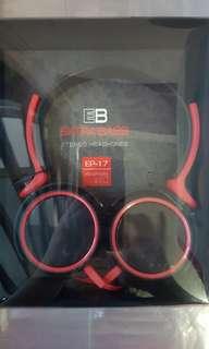 EP1BNIP 7 Extra Bass Noise Isolation Headphone
