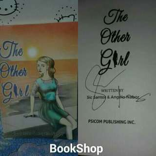 The Other Girl With Sign