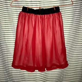 Red Skirt (Rom)