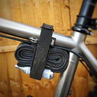 Louri bicycle frame strap