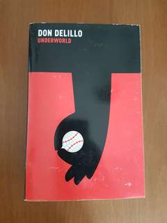 Don Delillo Underworld