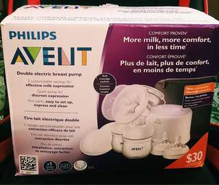 Philips Avent Double Electric Breastpump