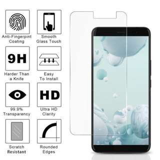 HTC U11 Plus U11+ 明鋼化防爆玻璃 保護貼 9H Hardness HD Clear Tempered Glass Screen Protector (包除塵淸㓗套裝)(Clearing Set Included)