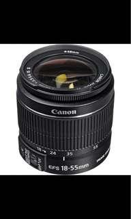 Canon 18-50mm